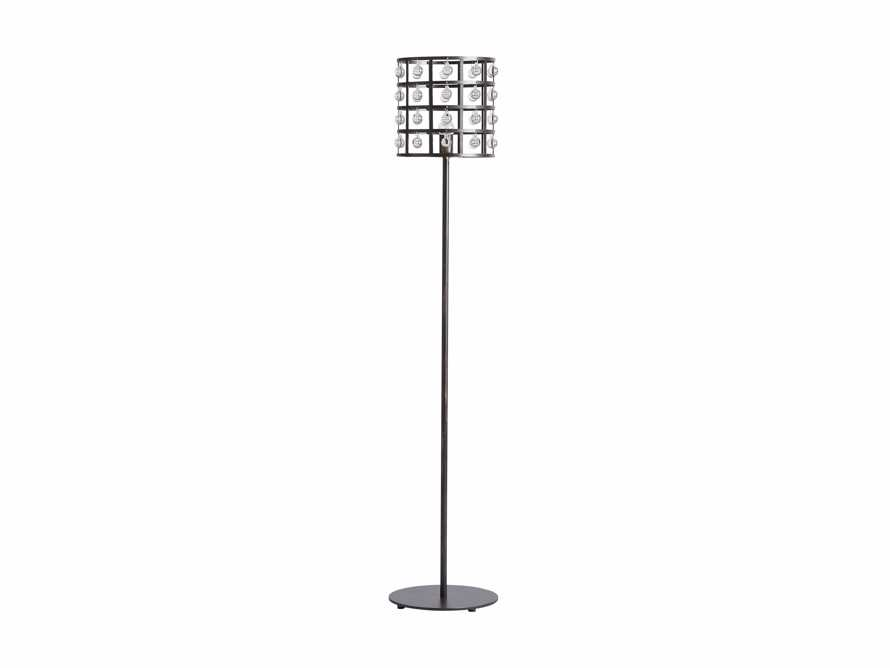 La Cage Floor Lamp in Bronze, slide 4 of 4