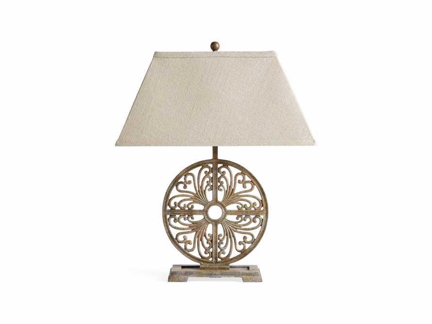 Javi Iron Table Lamp, slide 4 of 5