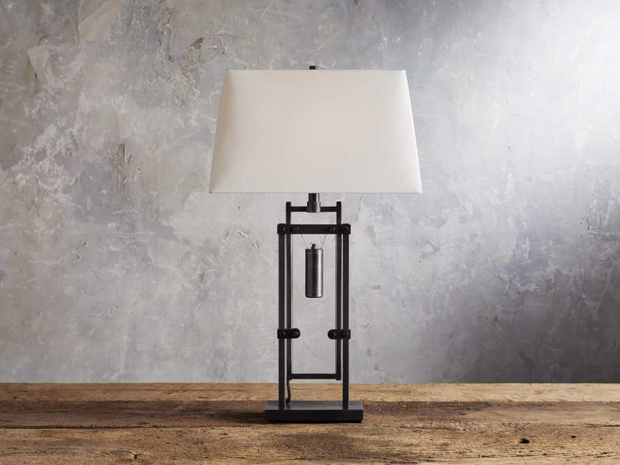Abbott Table Lamp, slide 1 of 5