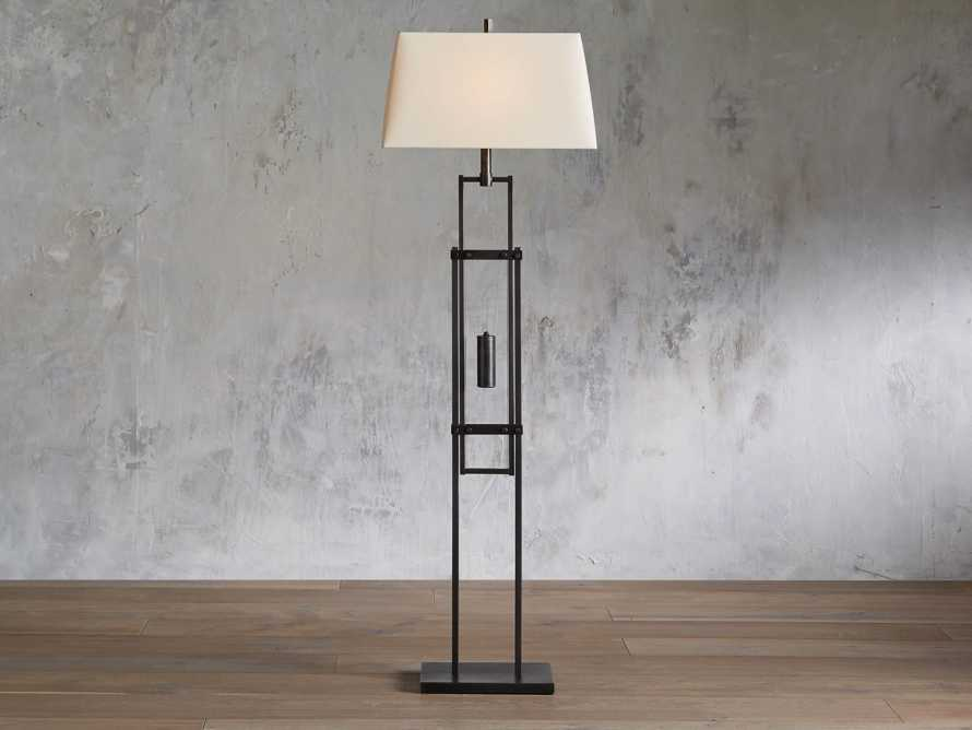 Abbott Floor Lamp, slide 2 of 6