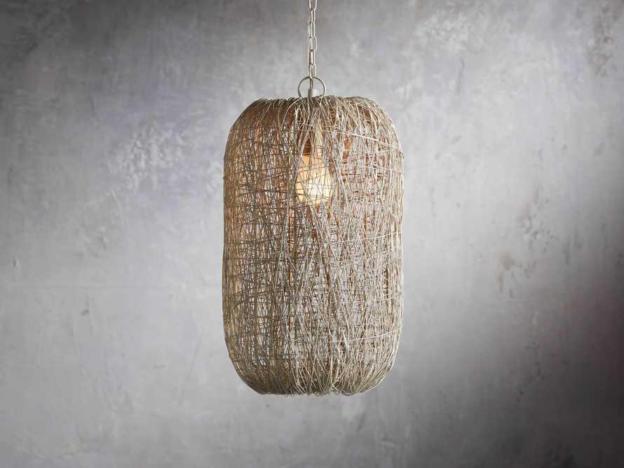 Nest Cylinder Pendant