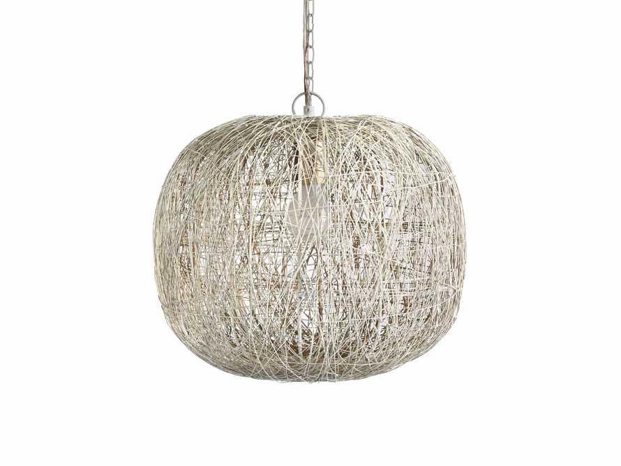 Nest Round Pendant