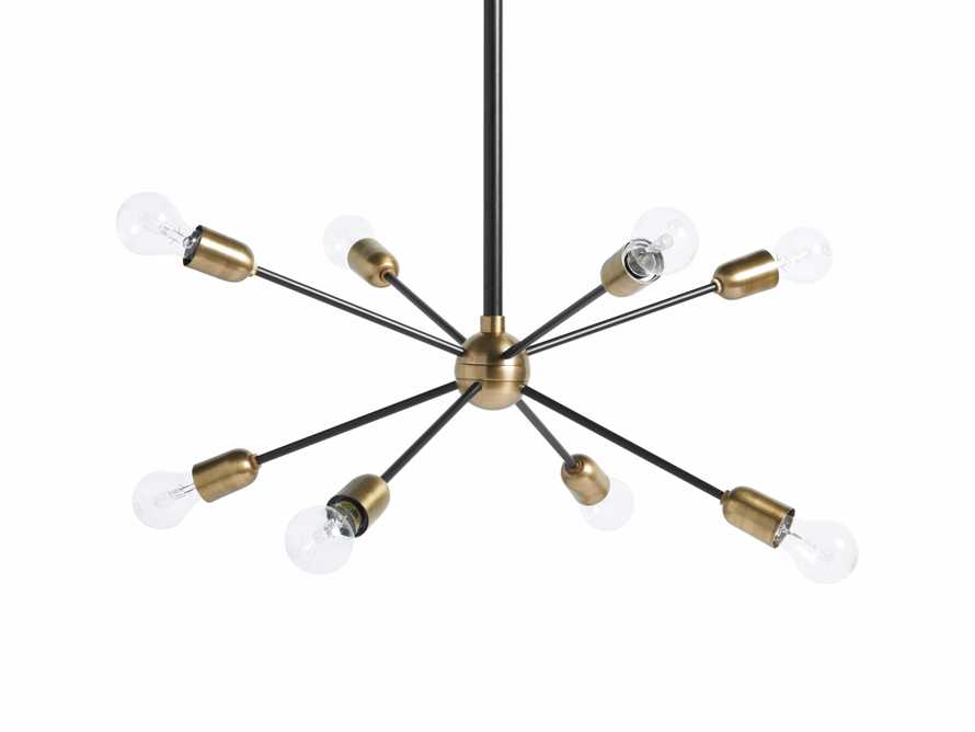 Sputnik Chandelier, slide 4 of 8