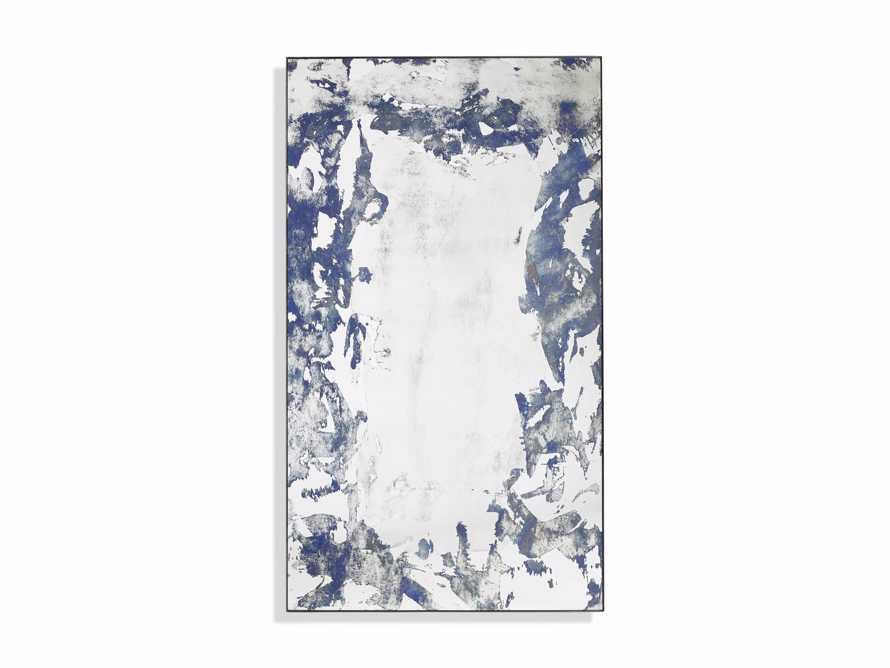 Large Iona Floor Mirror in Cobalt, slide 5 of 5