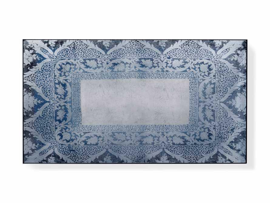 Solange Floor Mirror in Blue, slide 2 of 2