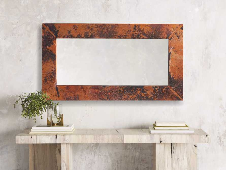 """FLORES 48"""" WALL MIRROR, slide 1 of 4"""