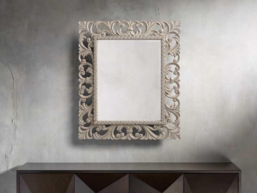 Belle Small Mirror