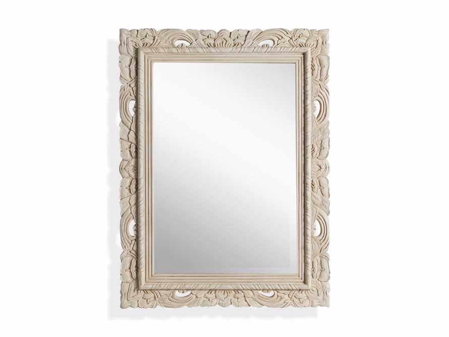 Natural Calla Mirror, slide 3 of 3
