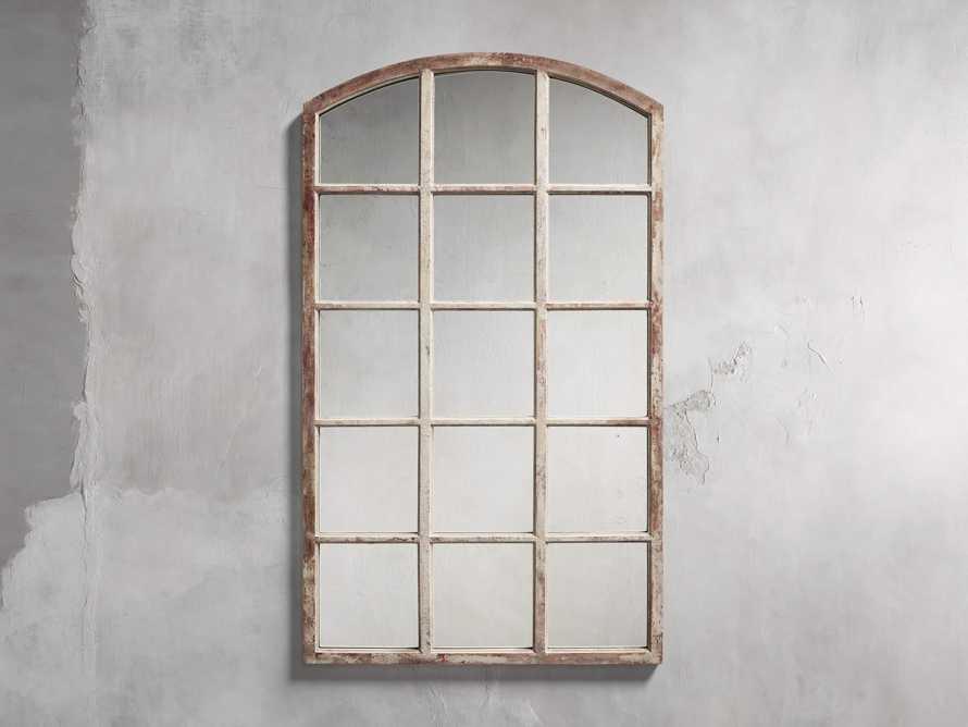 "Cary 29"" Windowpane Mirror, slide 1 of 3"
