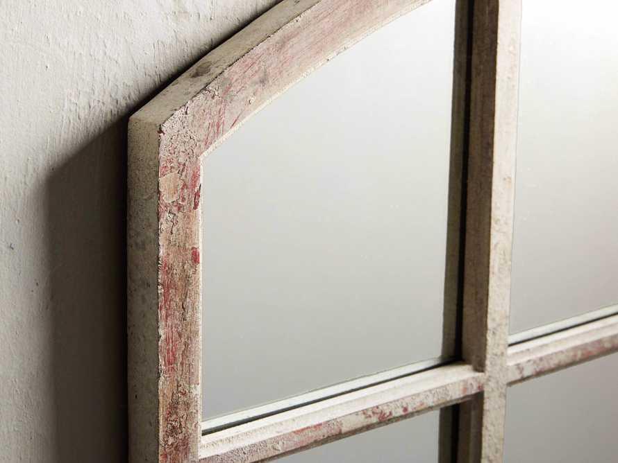 "Cary 29"" Windowpane Mirror, slide 2 of 3"
