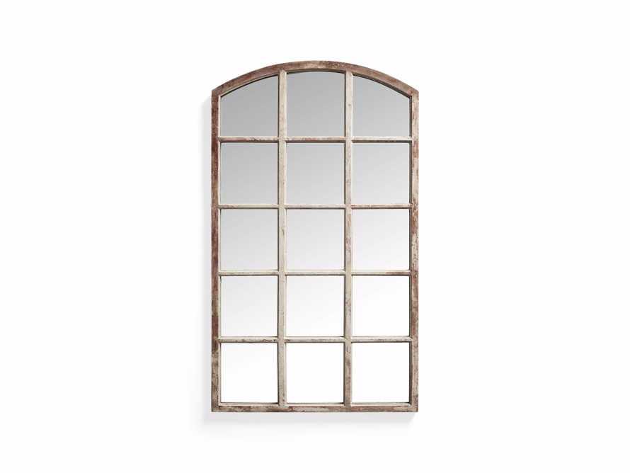 "Cary 29"" Windowpane Mirror, slide 3 of 3"
