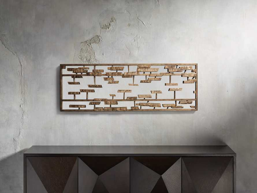 Althea Panel Wall Mirror, slide 1 of 4