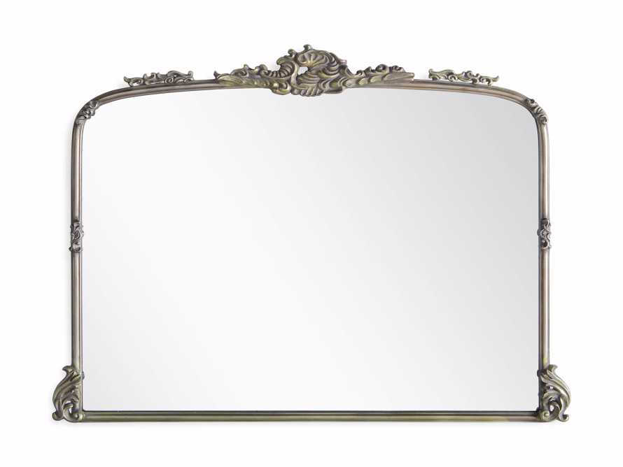 AMELIE DRESSER MIRROR IN SILVER, slide 5 of 5