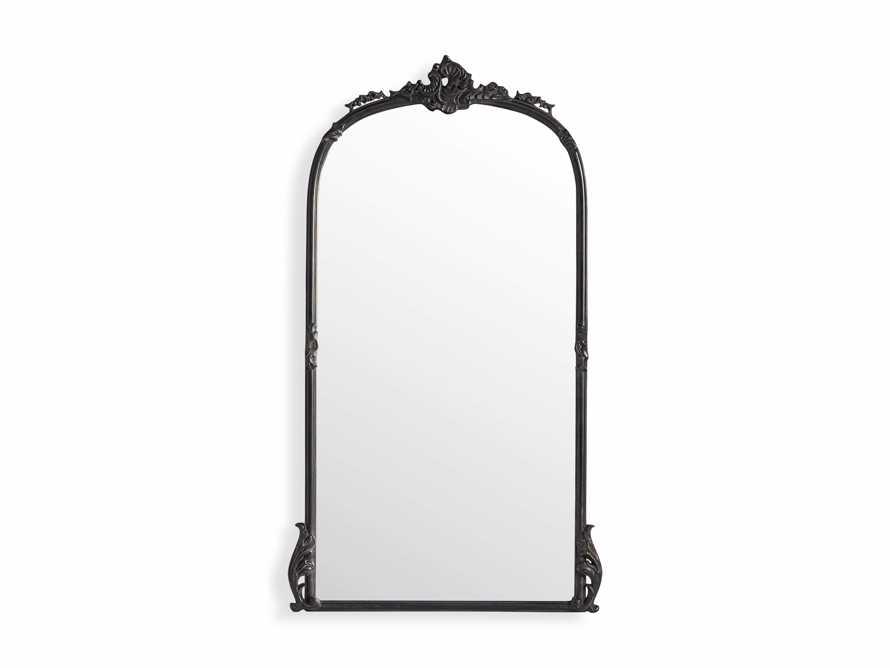 """Amelie 28"""" Wall Mirror in Black, slide 4 of 4"""