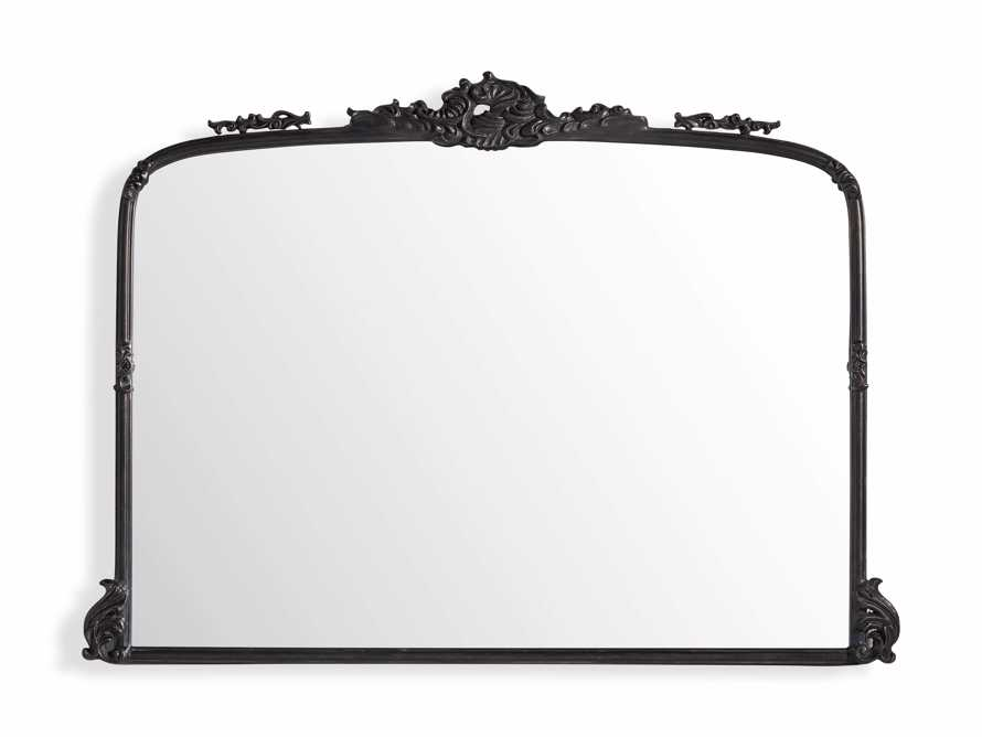 Amelie Dresser Mirror in Black, slide 4 of 4