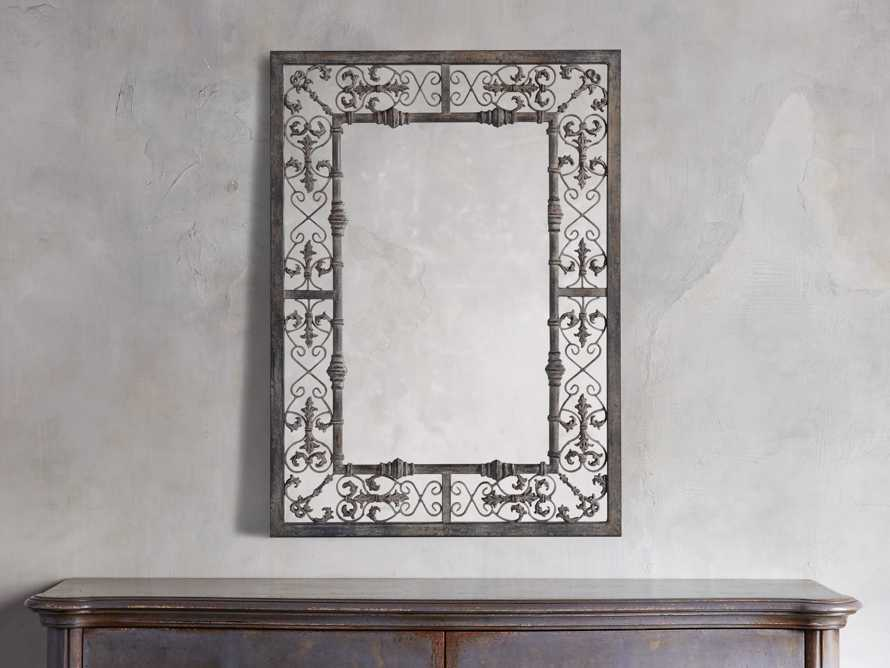Westbury Rectangle Mirror, slide 1 of 3