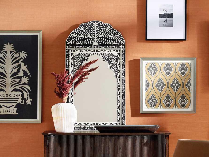 Pallavi Wall Mirror, slide 3 of 4