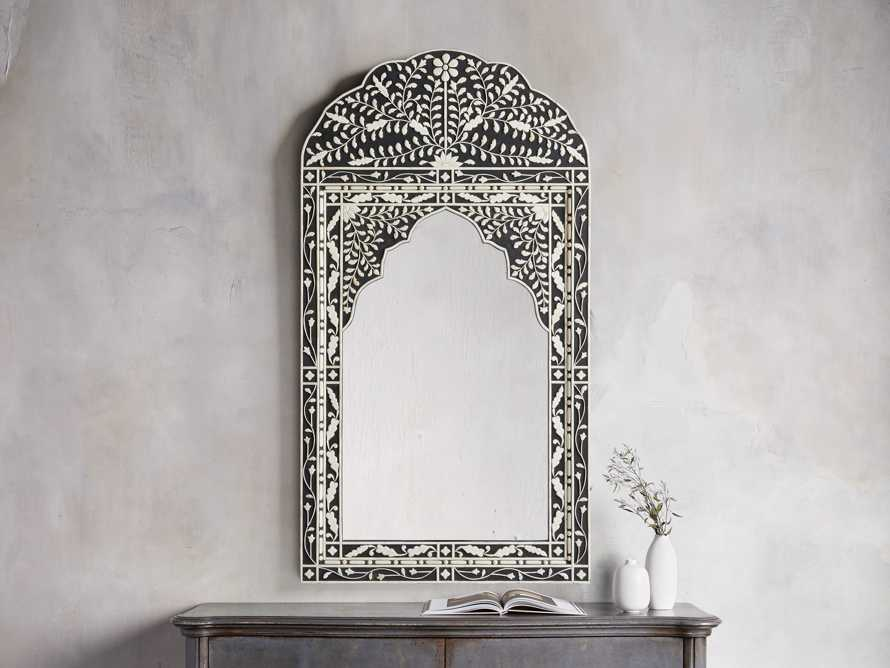 Pallavi Wall Mirror, slide 1 of 4