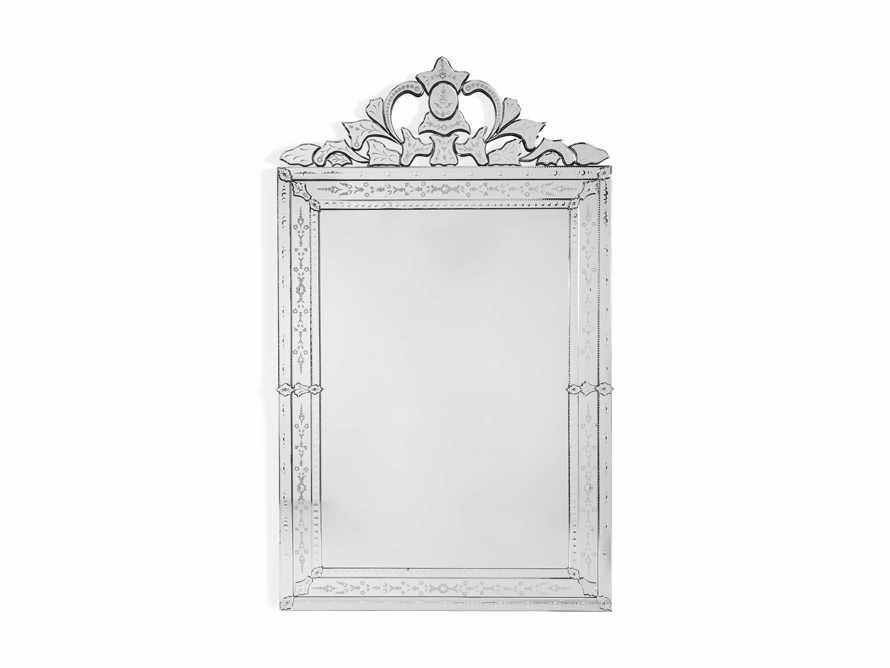 "48"" Venetian Grand Mirror, slide 3 of 3"