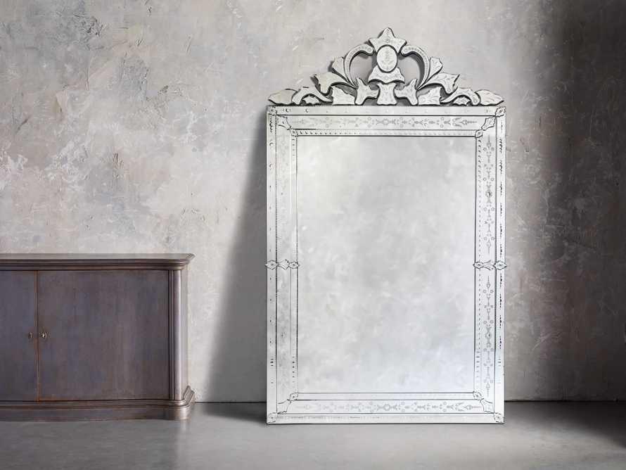 "48"" Venetian Grand Mirror, slide 1 of 3"