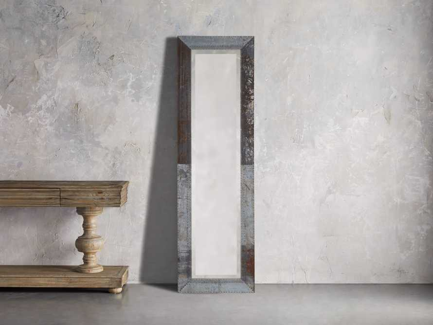 """Caspian 24"""" X 80"""" Floor Mirror, slide 1 of 4"""