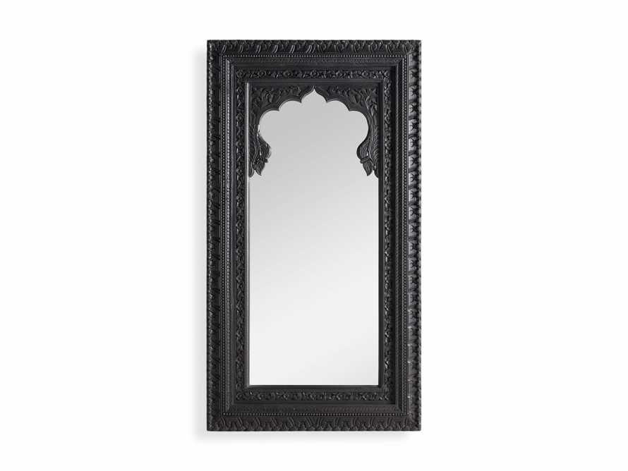 "72"" Noir Mirror, slide 3 of 3"