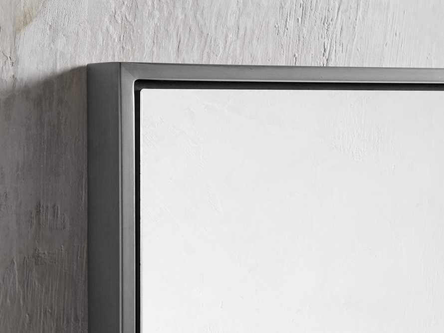 Linnea Floor Mirror in Pewter 54x96, slide 2 of 3