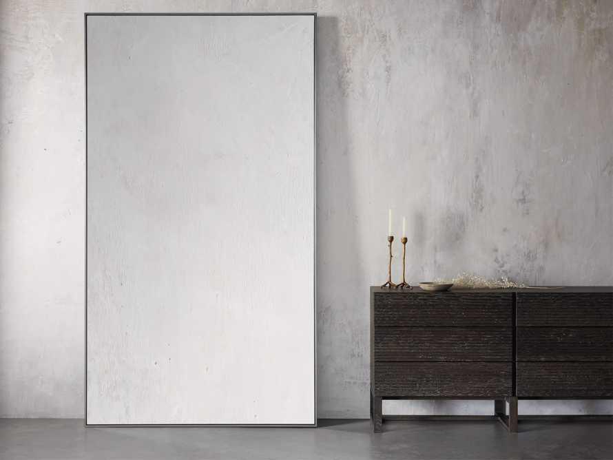 Linnea Floor Mirror in Pewter 54x96, slide 1 of 3