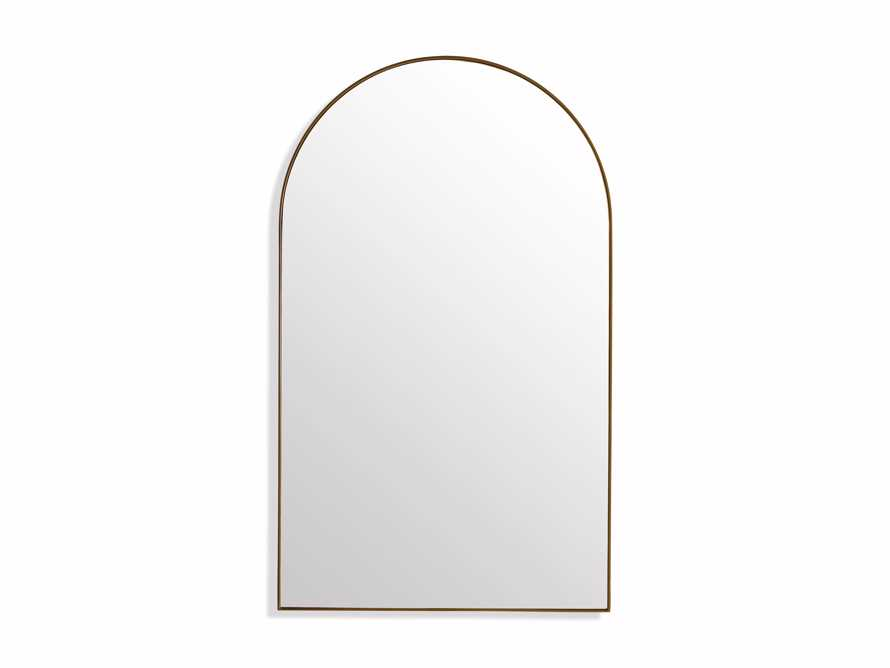 """ARCH 40"""" WALL MIRROR, slide 3 of 3"""