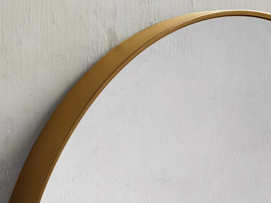 """ARCH 40"""" WALL MIRROR, slide 2 of 3"""