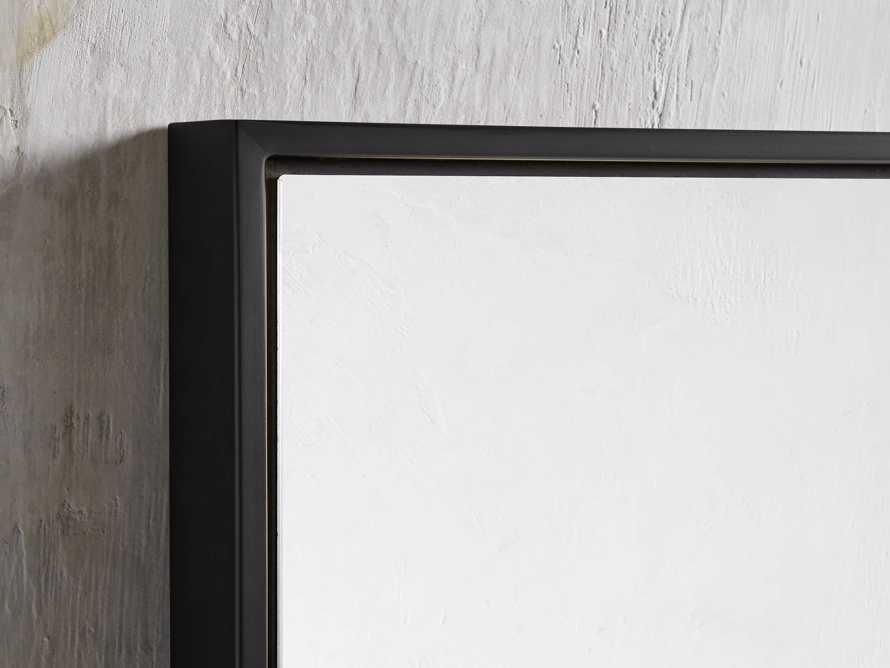"""54"""" x 96"""" Linnea Wall Mirror in Black, slide 2 of 3"""