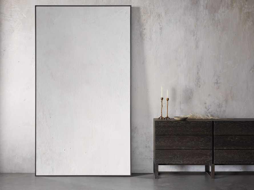 """54"""" x 96"""" Linnea Wall Mirror in Black, slide 1 of 3"""