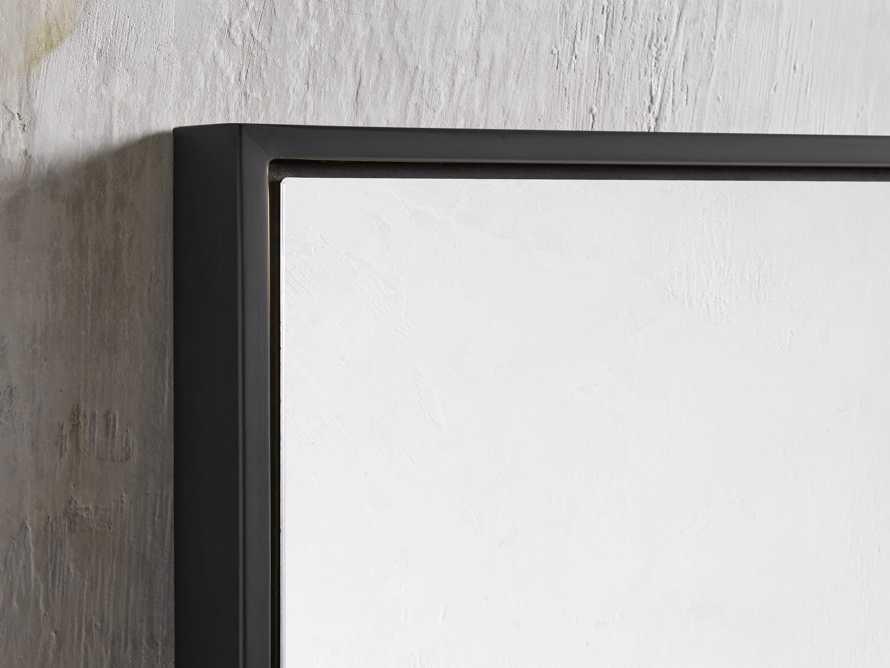"""36"""" x 74"""" Linnea Wall Mirror in Black, slide 3 of 4"""