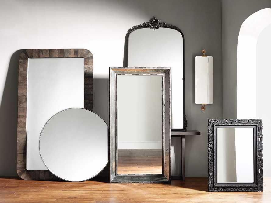 Large Swivel Rectangular Mirror, slide 4 of 5