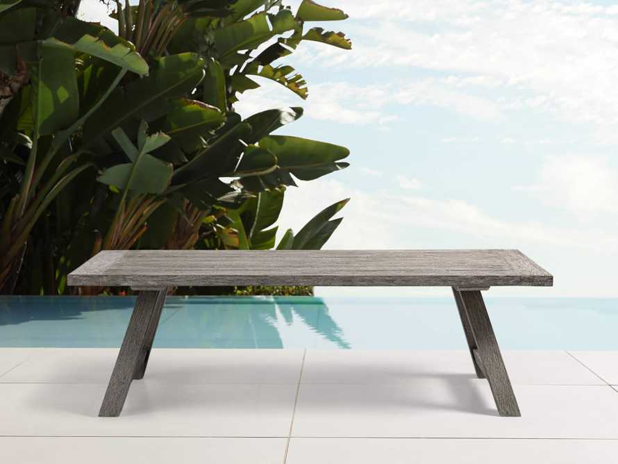 Adones Outdoor Coffee Table, slide 1 of 4