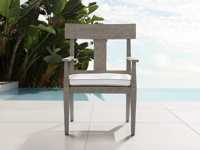 Adones Outdoor Dining Arm Chair