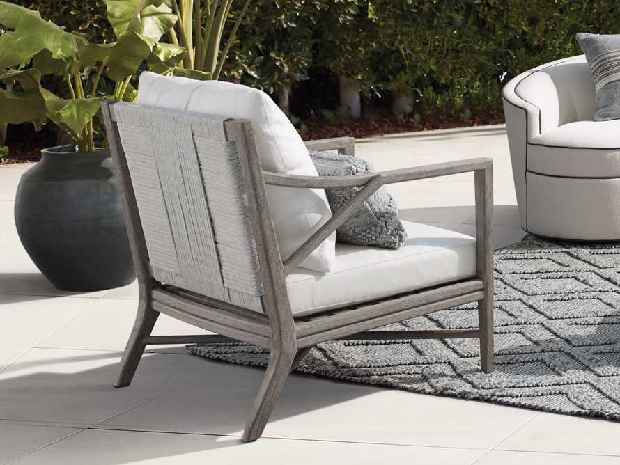 """Alta Outdoor 30"""" Lounge Chair, slide 2 of 10"""