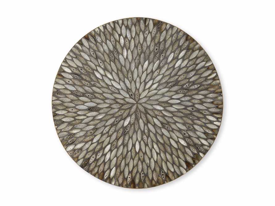 "Sorrento 36"" Round Coffee Table, slide 6 of 6"