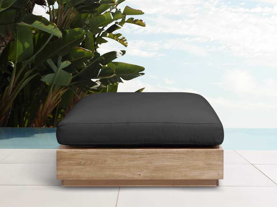 "Bal Harbour Outdoor 39"" Ottoman, slide 1 of 2"