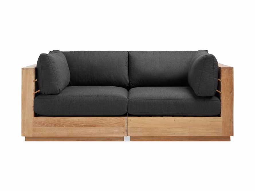 """Bal Harbour Outdoor 78"""" Sofa, slide 2 of 8"""