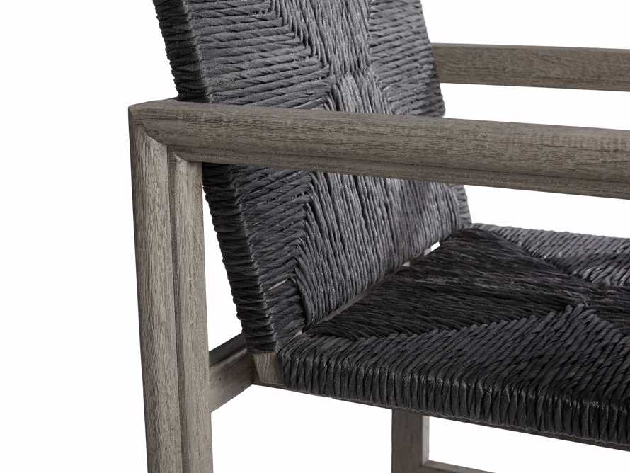 """Blakeley 25"""" Dining Arm Chair"""