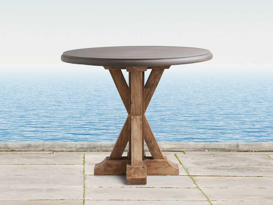 Bourdeaux Outdoor Bistro Table, slide 9 of 9