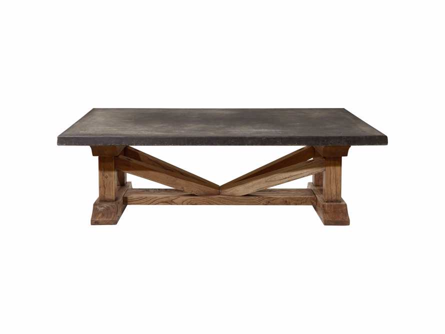 "Bourdeaux Outdoor 63"" Coffee Table"