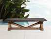 Bourdeaux Outdoor Dining Bench