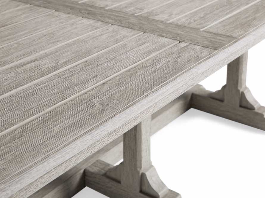 "Calistoga Outdoor 60"" Coffee Table, slide 6 of 6"