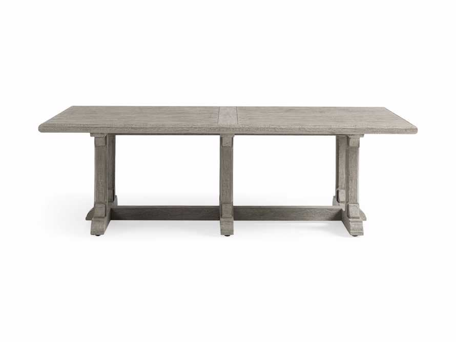 "Calistoga Outdoor 60"" Coffee Table, slide 3 of 6"