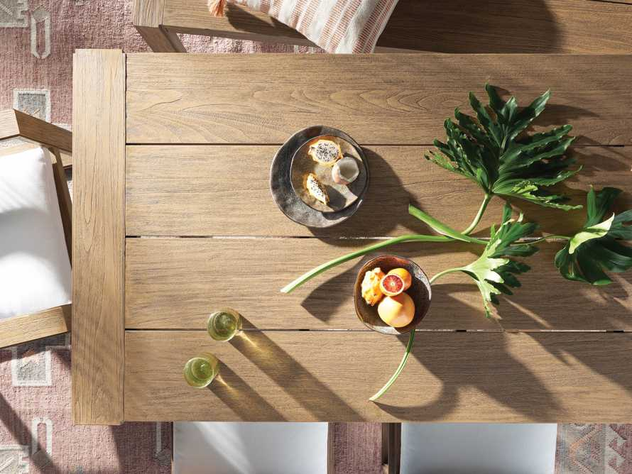 """Canyon Outdoor 86"""" Dining Table, slide 7 of 7"""