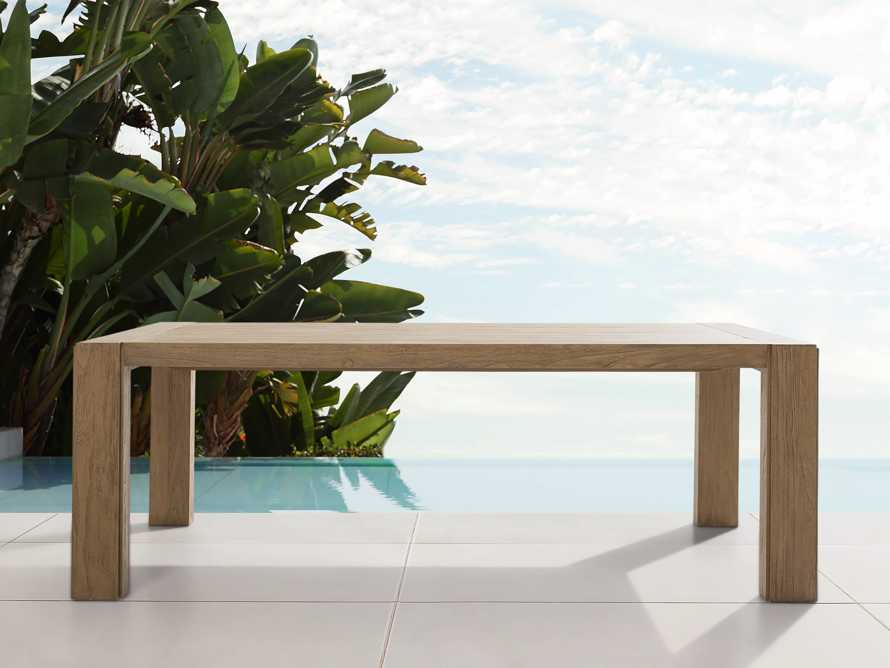 """Canyon Outdoor 86"""" Dining Table, slide 2 of 7"""