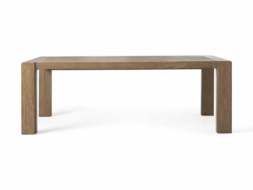 """Canyon Outdoor 86"""" Dining Table, slide 3 of 7"""