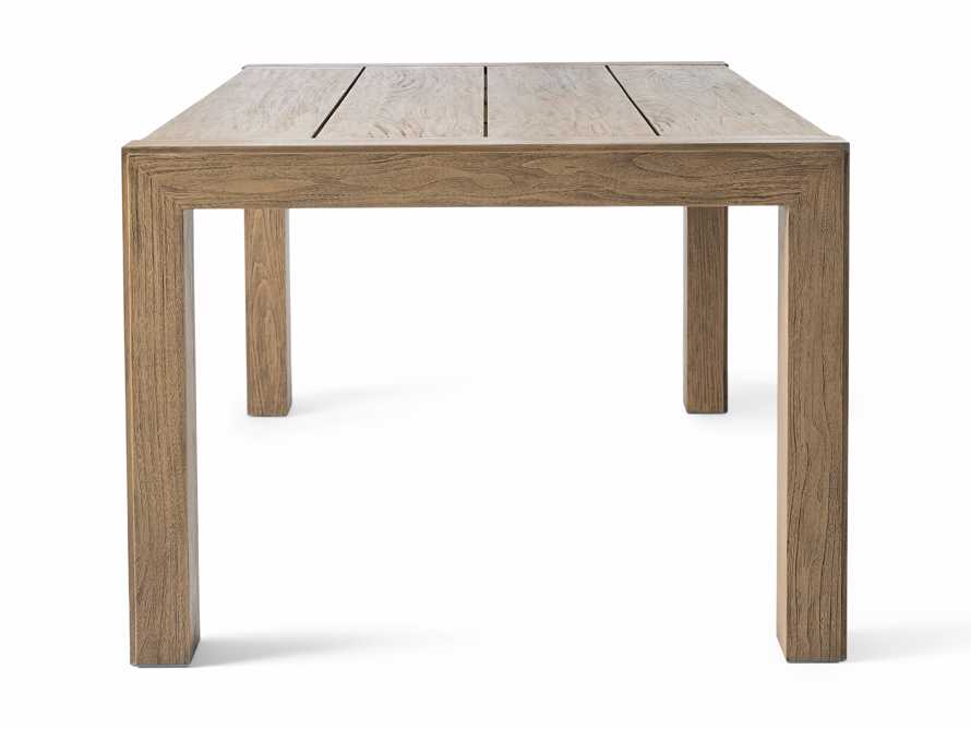 """Canyon Outdoor 86"""" Dining Table, slide 4 of 7"""